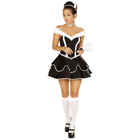 Sexy Chamber Maid French Maid Costume