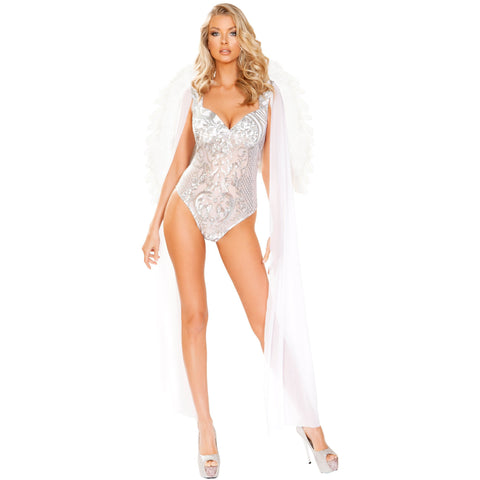 Sexy Angel Halloween Costume for Women