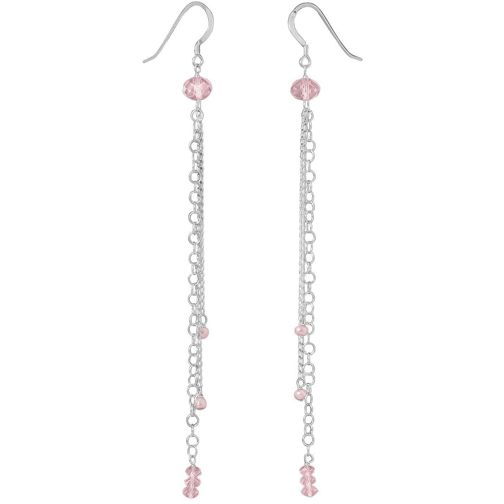 Multistrand Drop Earrings
