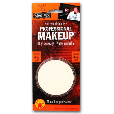 Fx Large Round Makeup - White