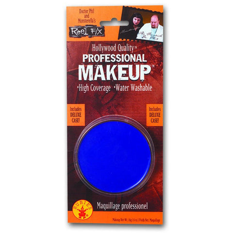 Fx Large Round Makeup - Blue