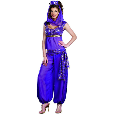 Oriental Dancer Costume  sc 1 st  Charmed Costumes & Circus / Gypsies u2013 Charmed Costumes