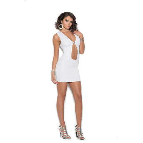 Cut Out micro Mini Dress