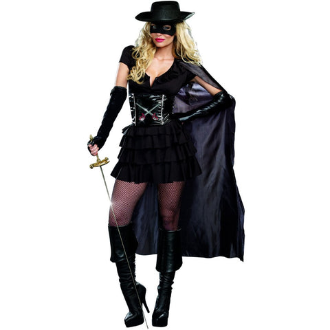 Double Edged Diva Costume