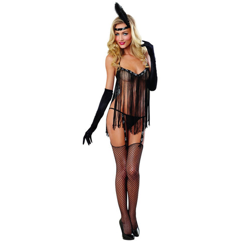 Flirty Flapper - Charmed Costumes