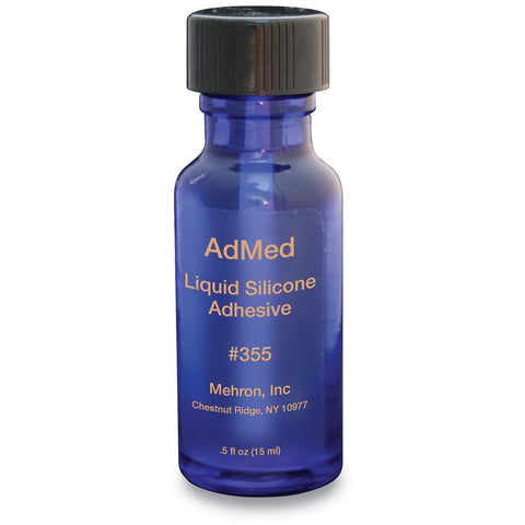 Mehron AdMed Liquid Adhesive - .5 fl oz