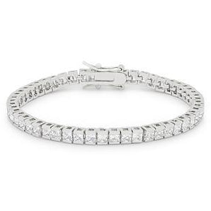 Princess Cubic Zirconia Tennis Bracelet - Charmed Costumes