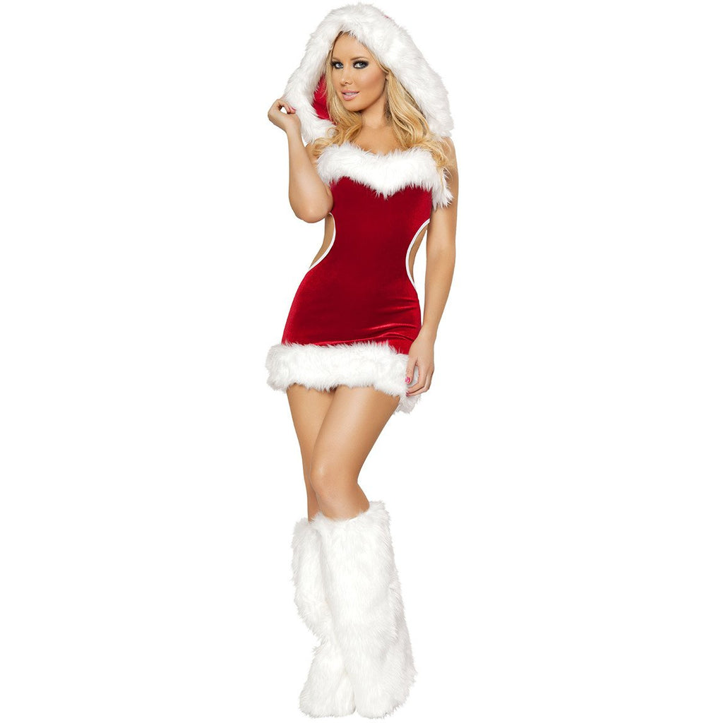 Sexy Santa Claus Dress Costume