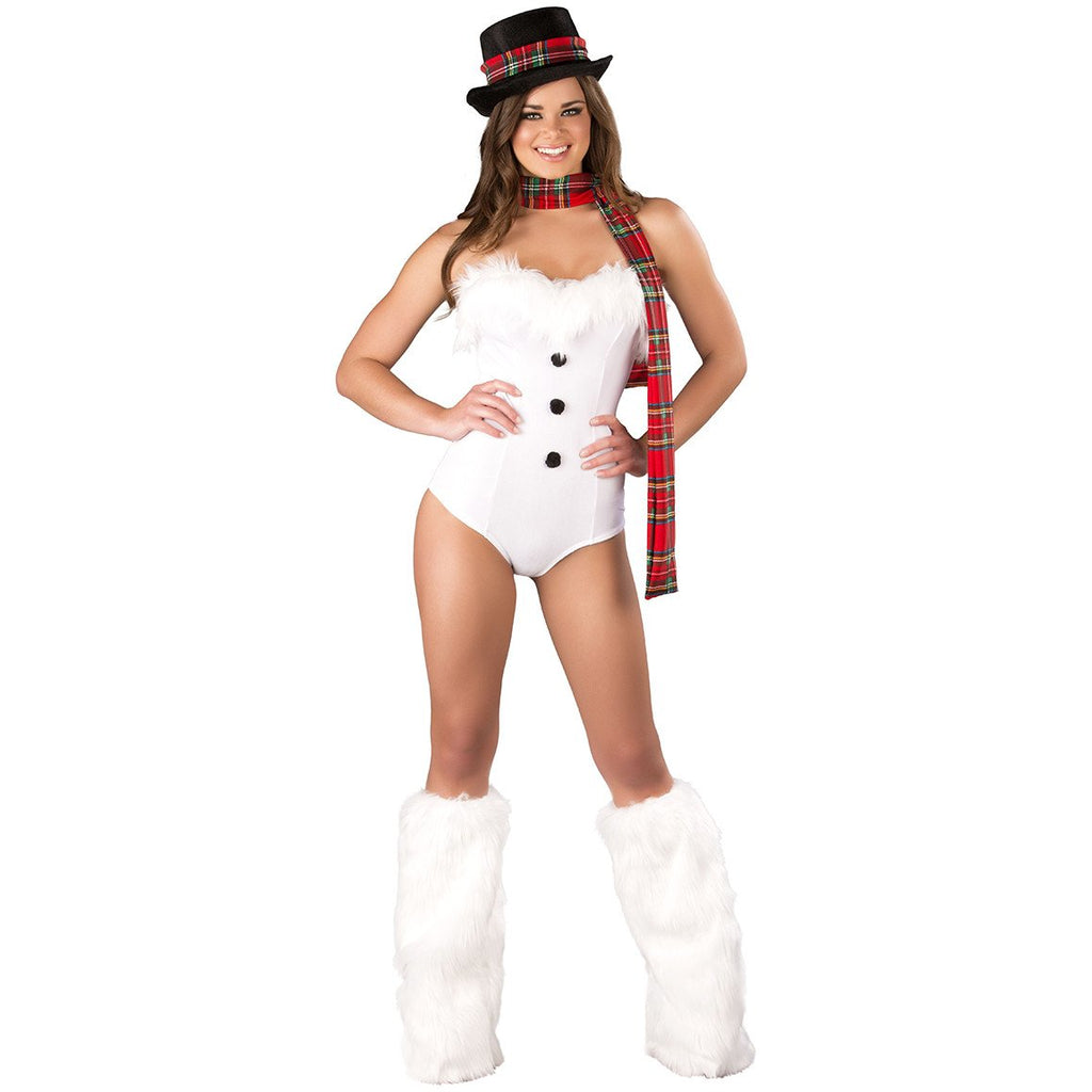 Ice Queen Sexy Snowman Costume