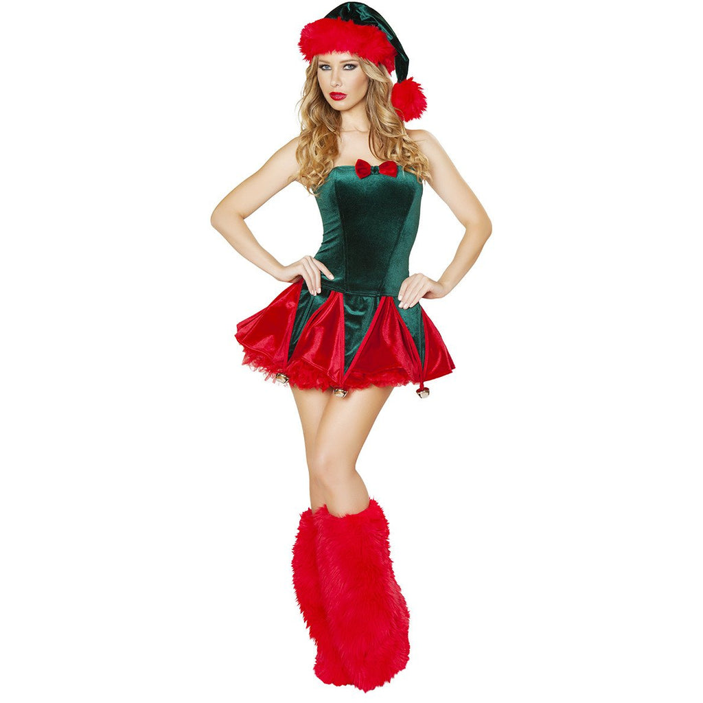 Naughty Elf - Charmed Costumes