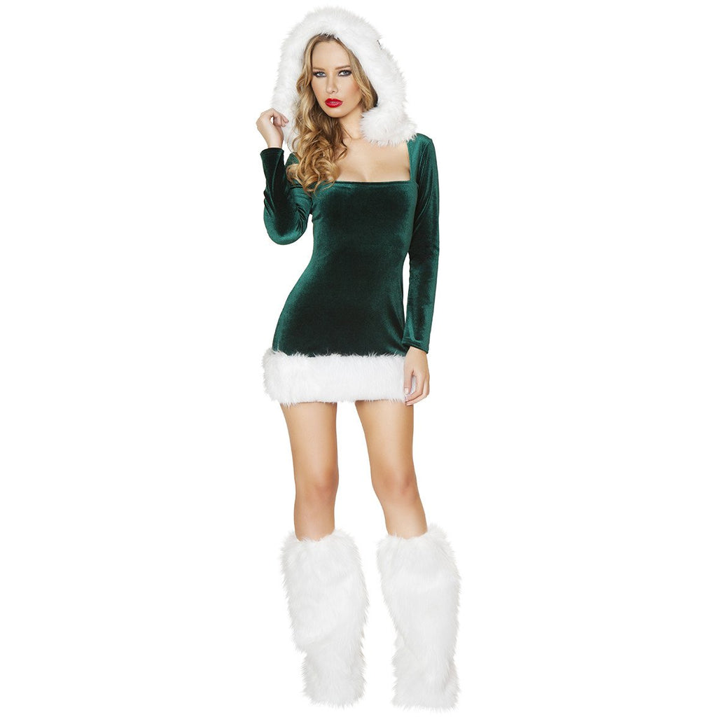 Elf Beauty Christmas Costume