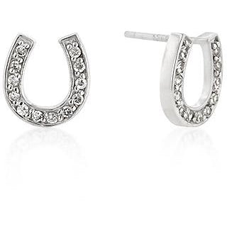 Horseshoe Stud Earrings - Charmed Costumes