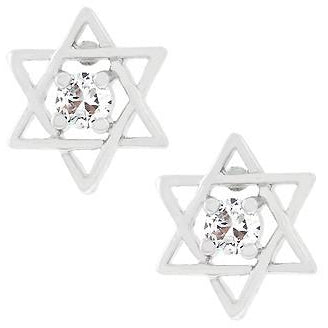 Star of David Stud Earrings - Charmed Costumes