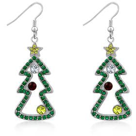 Christmas Earrings - Charmed Costumes