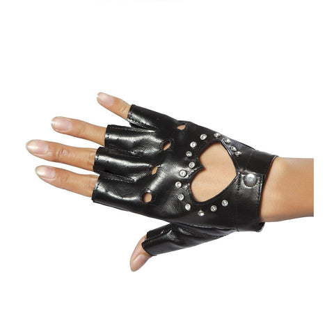 Glove w/Cut-Out Heart and Stones - Charmed Costumes