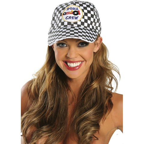 Racing Cap - Charmed Costumes
