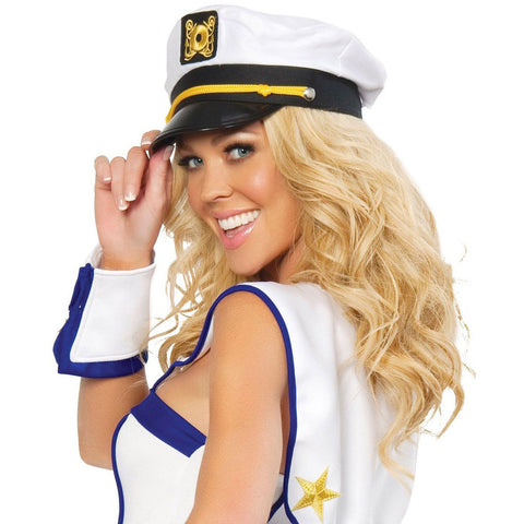 Sailor Captain Hat - Charmed Costumes
