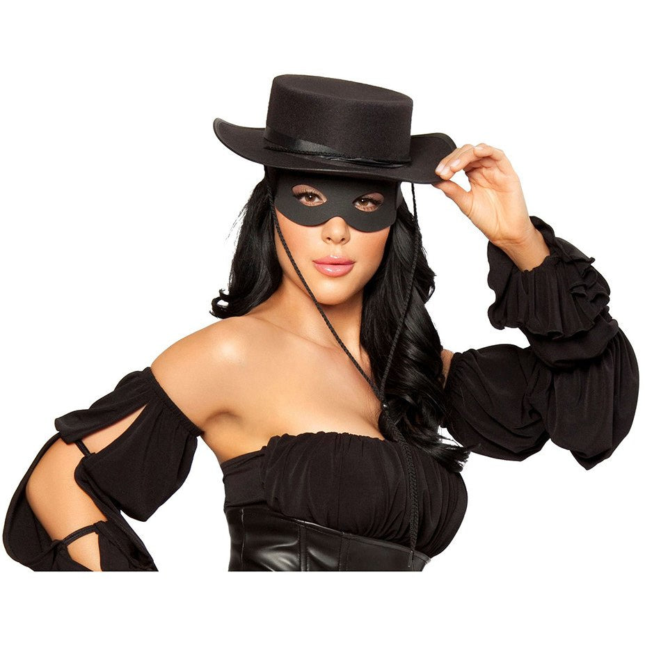 Zorro Hat - Charmed Costumes