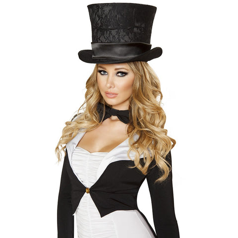 Deluxe Top Hat - Charmed Costumes