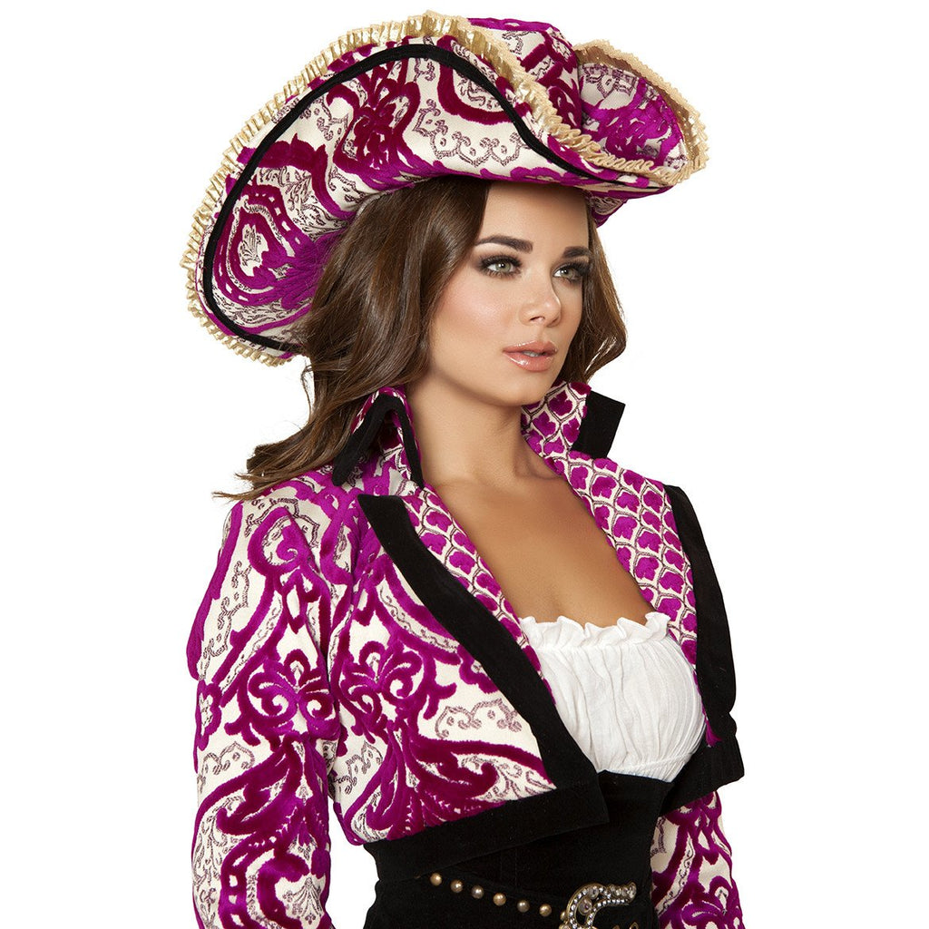 Precious Pirate Hat - Charmed Costumes