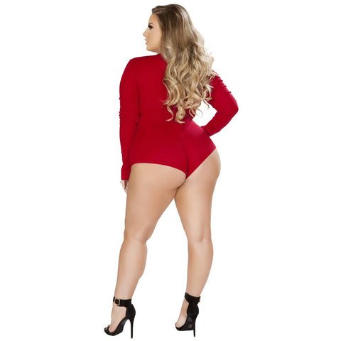 878dc63b615 Plus Size Cozy   Comfy Sweater Romper – Charmed Costumes