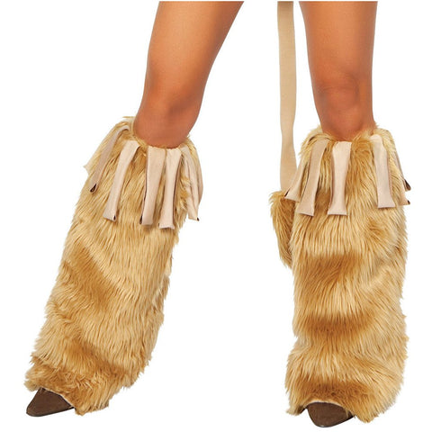 Courageous Lioness Leg Warmer - Charmed Costumes