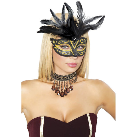 Masquerade Mask - Charmed Costumes