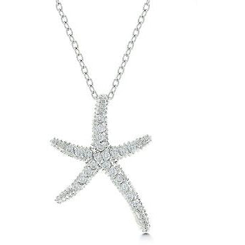 Starfish Necklace - Charmed Costumes