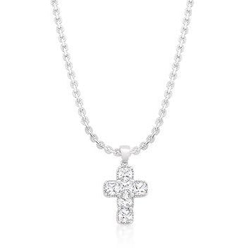 Contemporary Cross Pendant - Charmed Costumes