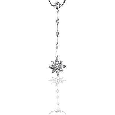 Chandelier Marquise Flower Pendant - Charmed Costumes