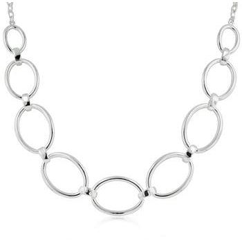 Contemporary Oval Link Necklace - Charmed Costumes