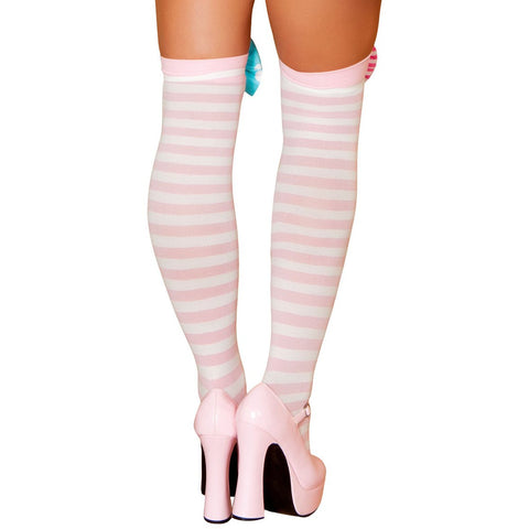 Clown Stocking Bows - Charmed Costumes