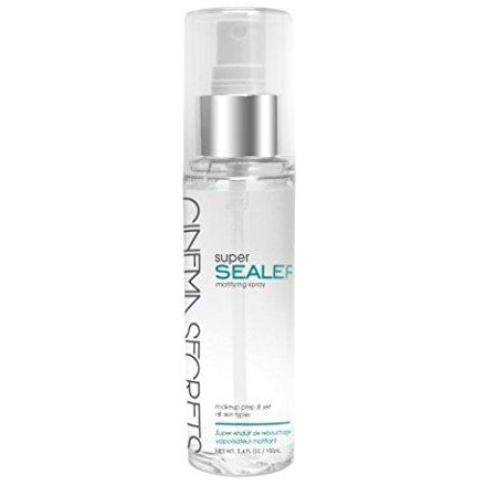 Cinema Secrets Super Sealer Mattifying Setting Spray - 3.4 FL oz.