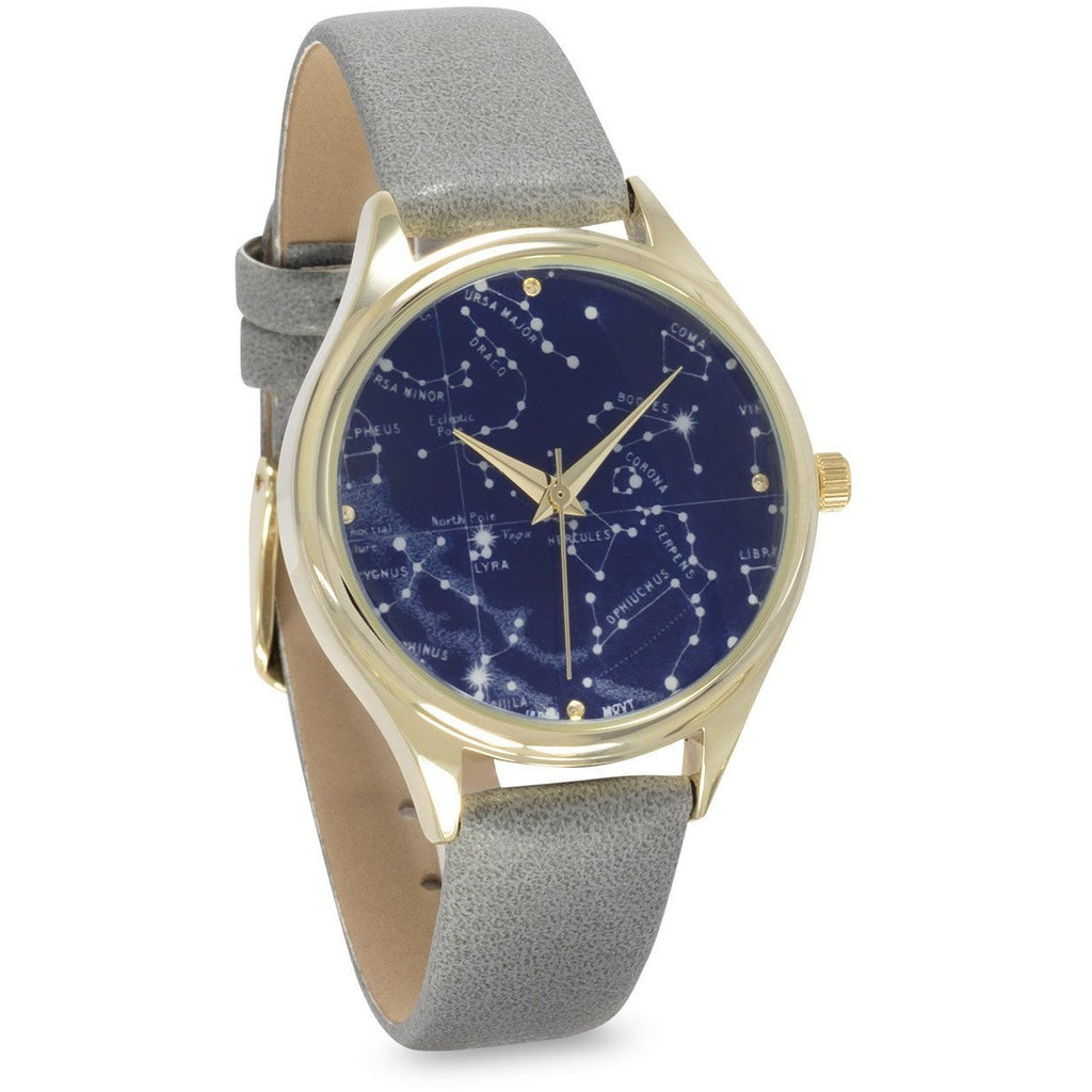 Starry Night Constellation Fashion Watch