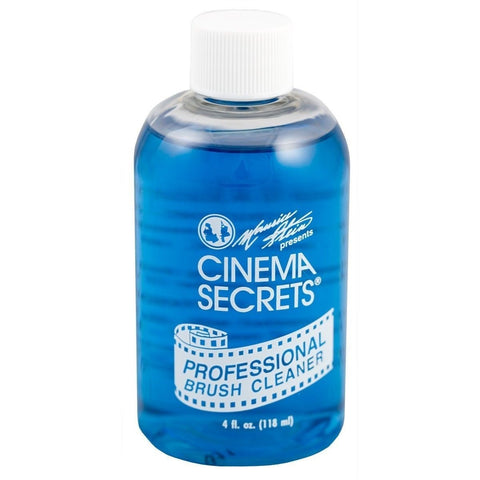 Cinema Secrets Makeup Brush Cleaner - 4 FL oz.