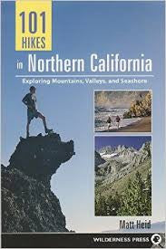 101 Hikes in Northern California