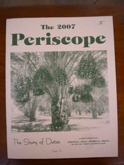 The 2007 Periscope - The Story of Dates