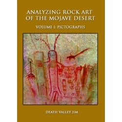 Analyzing Rock Art of the Mojave Desert