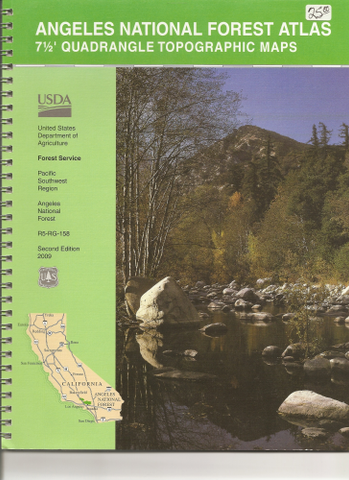 Angeles National Forest Atlas