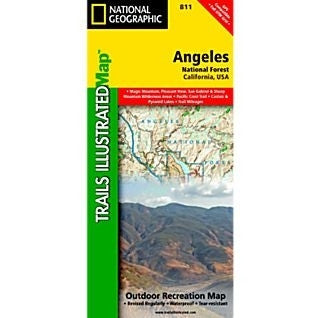 Angeles National Forest 811