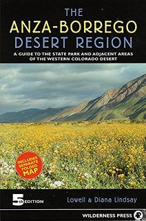 The Anza-Borrego Desert Region