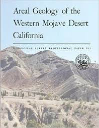 Areal Geology of the Western Mojave Desert California