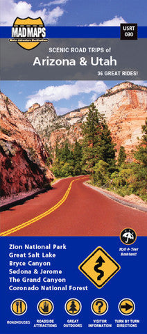 Arizona & Utah - Scenic Road Trips