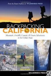 Backpacking California