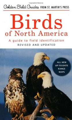Birds of North America - A Guide To Field Identification