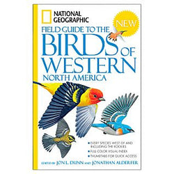 Field Guide to Birds of Western North America