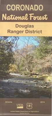 Coronado National Forest - Douglas Ranger District