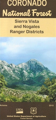 Coronado National Forest - Sierra Vista & Nogales Ranger District