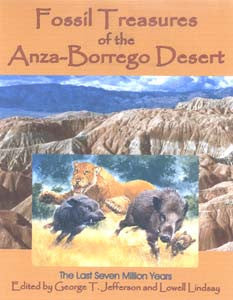Fossil Treasures of the Anza-Borrego Desert - The Last Seven Million Years