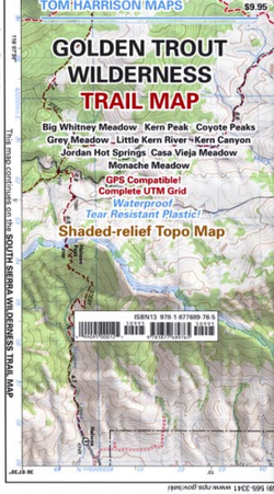 Golden Trout Wilderness